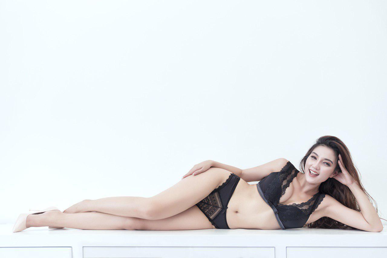'Ác nữ' Lâm Mỹ Vân tung bộ ảnh bikini nóng bỏng, khẳng định không phải sexy, dung tục - Hình 7