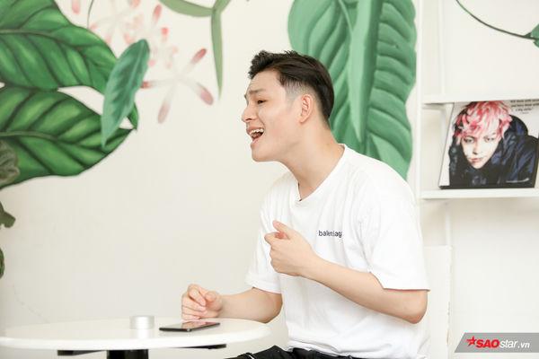 Andiez Nam Trương: Đức Trường có giọng đẹp, sẽ hợp tác nếu được nhưng không phải Ballad - Hình 4