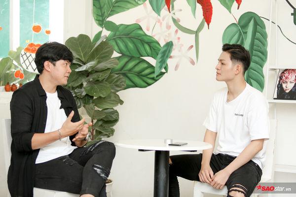 Andiez Nam Trương: Đức Trường có giọng đẹp, sẽ hợp tác nếu được nhưng không phải Ballad - Hình 2