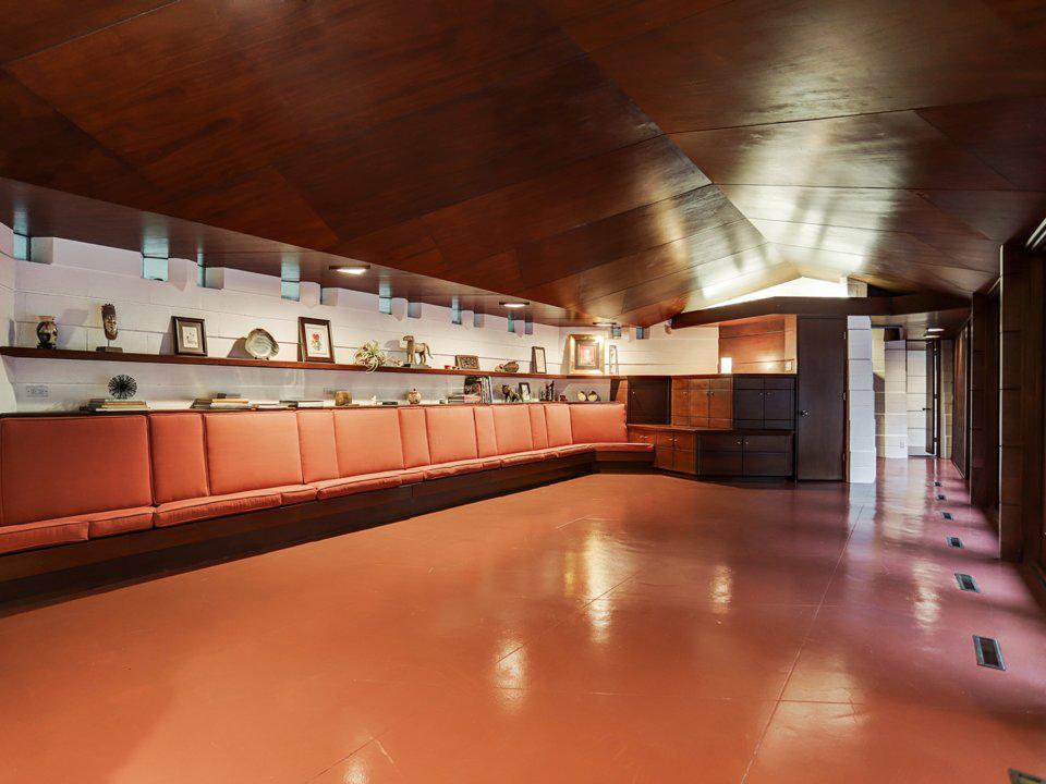 Chiêm ngưỡng căn nhà Frank Lloyd Wright trị giá hơn 65 tỷ đồng - Hình 6