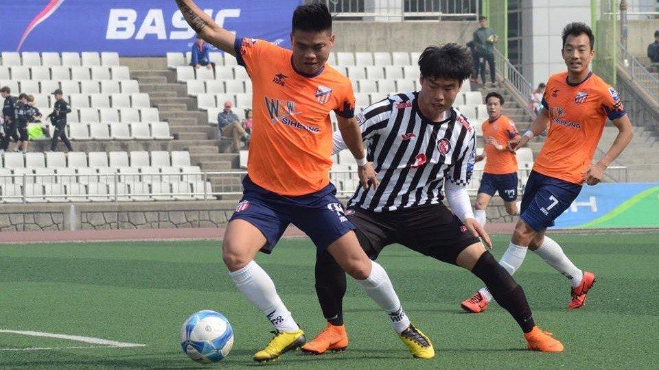 CLB Hàn Quốc chơi chiêu bẩn, cựu tiền vệ U23 Việt Nam vẫn chưa thể ra sân tại V-League - Hình 1