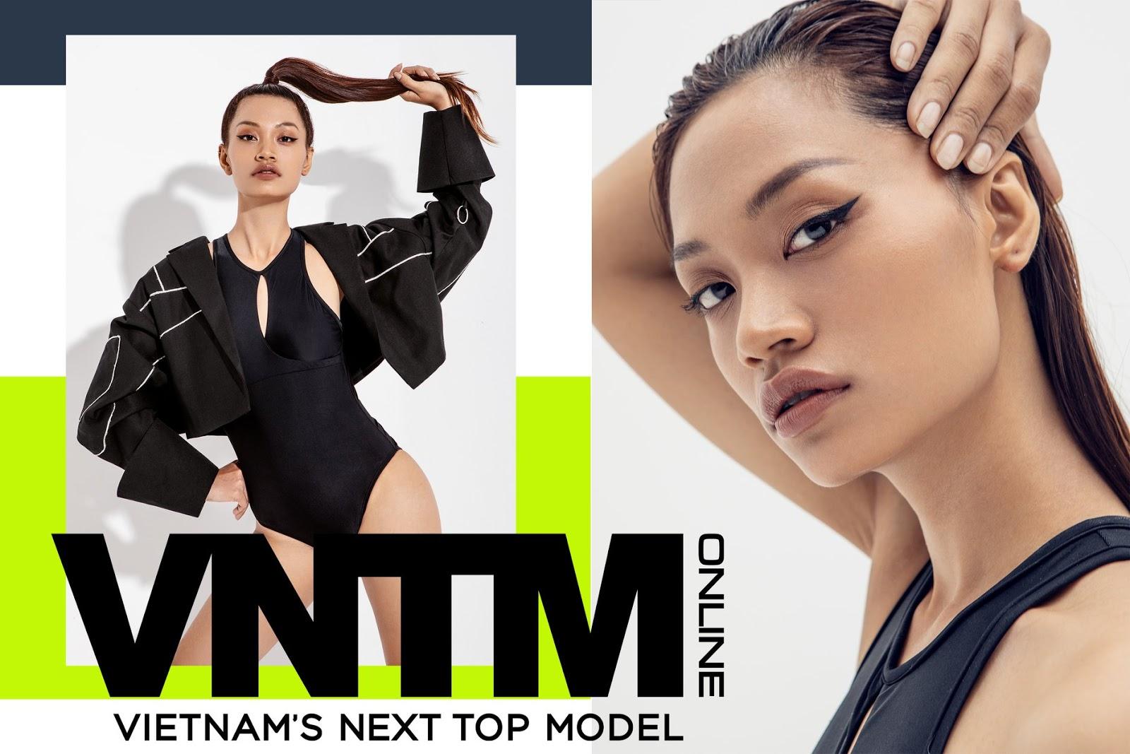 Dàn thí sinh 'hot nhất cộng đồng mạng hội tụ tại vòng Top Model Online - VNTM2019 - Hình 5