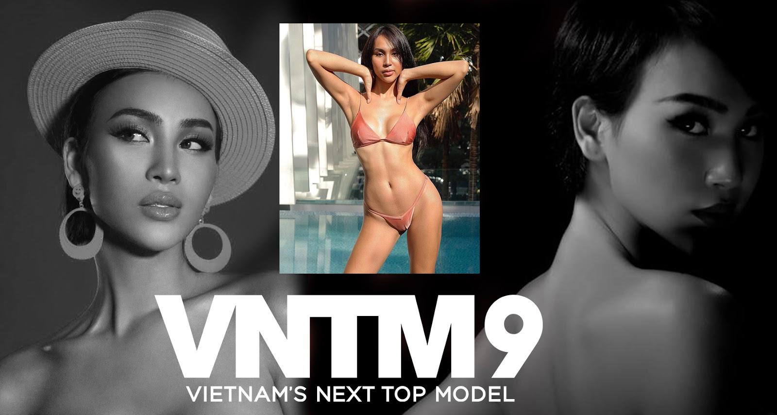 Dàn thí sinh 'hot nhất cộng đồng mạng hội tụ tại vòng Top Model Online - VNTM2019 - Hình 3