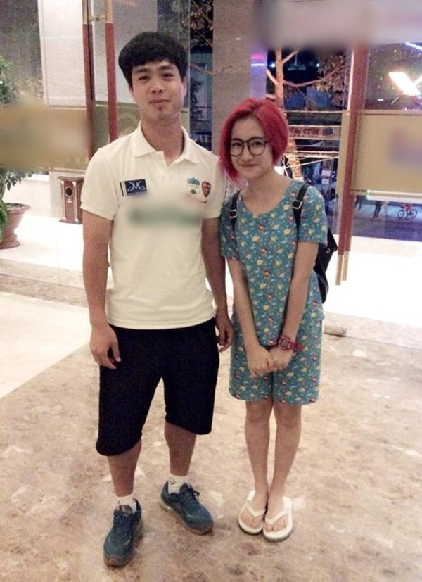 Điểm danh những cặp đôi ca sĩ - cầu thủ của làng giải trí Việt: chỉ 1 trong số đó được công nhận là Beck - Vic phiên bản Việt - Hình 3