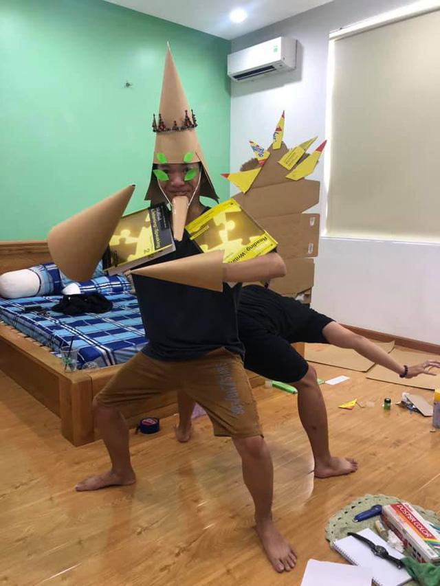 DOTA 2: Cộng đồng quốc tế vẫn chưa thể ngừng cười với những màn cosplay bá đạo của game thủ Việt - Hình 6