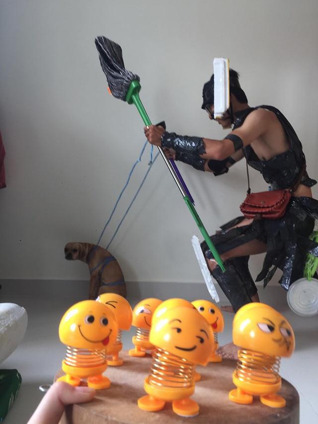 DOTA 2: Cộng đồng quốc tế vẫn chưa thể ngừng cười với những màn cosplay bá đạo của game thủ Việt - Hình 2