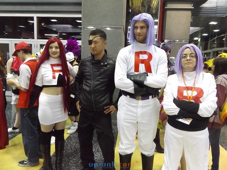 James thành viên của Team Rocket xấu xa trong Pokémon - Hình 3