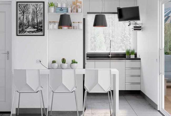 Khám phá tuyệt chiêu để có được một căn bếp gia đình hiện đại một cách dễ dàng - Hình 15