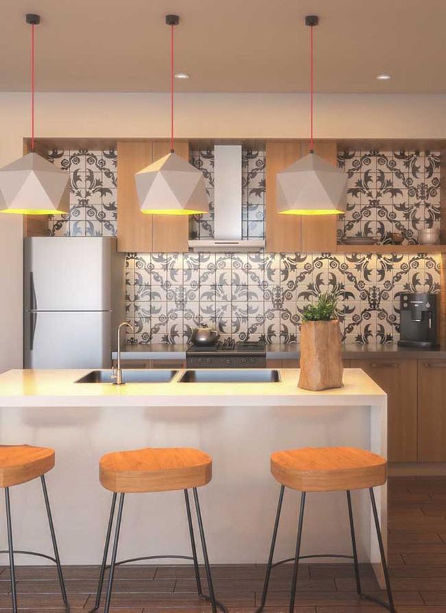 Khám phá tuyệt chiêu để có được một căn bếp gia đình hiện đại một cách dễ dàng - Hình 19