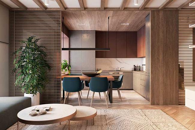 Khám phá tuyệt chiêu để có được một căn bếp gia đình hiện đại một cách dễ dàng - Hình 23
