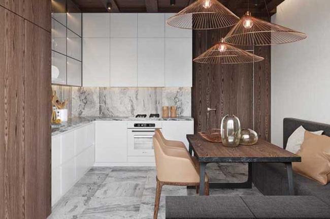 Khám phá tuyệt chiêu để có được một căn bếp gia đình hiện đại một cách dễ dàng - Hình 13