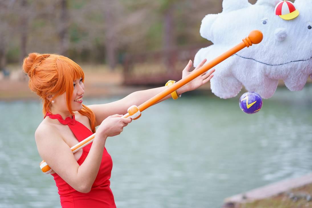 Luffy trở nên lịch lãm bên quý cô Nami - Hình 10