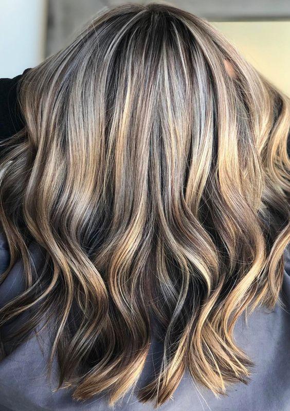 Nâu lạnh - Màu tóc hot nhất 2019 phải thử ngay trong hè này - Hình 1