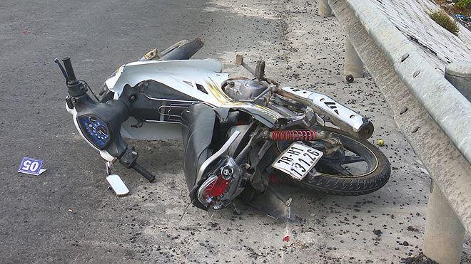 Ô tô cố luồn lách khiến 1 phụ nữ đi xe máy tử vong - Hình 3