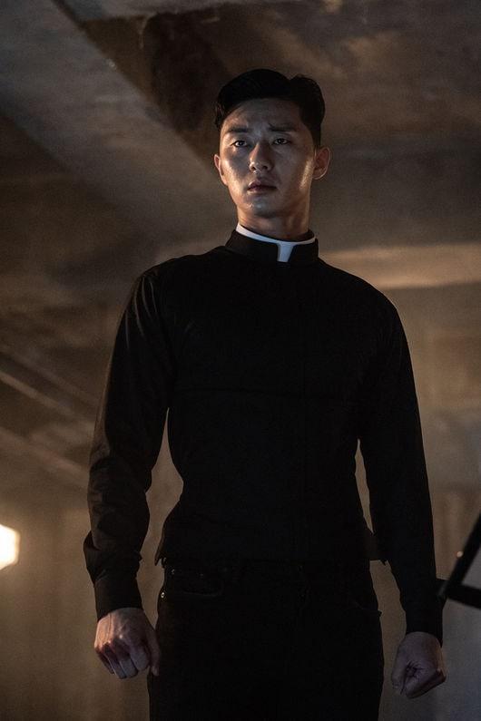 Park Seo Jun đưa võ sĩ Ko Dong Man lên màn ảnh rộng - Hình 1