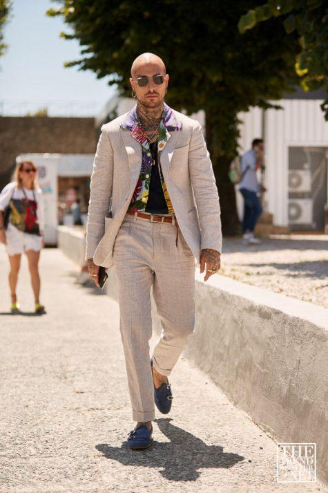 Pitti Uomo 96: Cung đường thời trang đường phố đẳng cấp - Hình 8