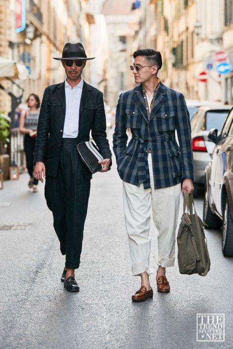 Pitti Uomo 96: Cung đường thời trang đường phố đẳng cấp - Hình 27