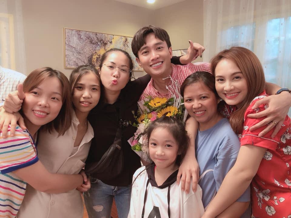 Quốc Trường hoàn tất quay hình cho Về nhà đi con, tạm biệt Hà Nội để trở về Sài Gòn trong luyến tiếc - Hình 2