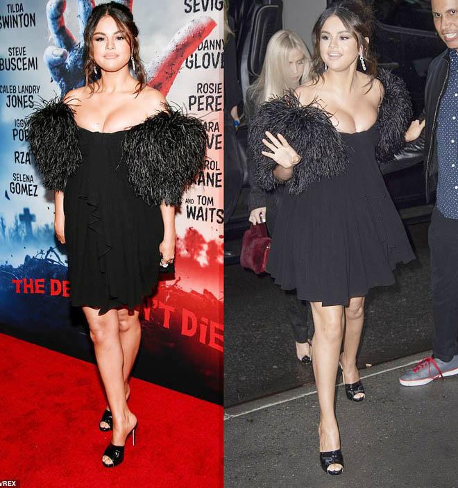 Selena Gomez tăng cân không phanh nhưng hấp dẫn hơn với vẻ phốp pháp - Hình 2