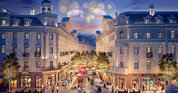 Shophouse Europe: Thiên đường mua sắm đậm chất châu Âu - Hình 1