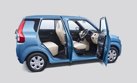 Sốc với ô tô Nhật nhỏ nhỏ xinh xinh giá chỉ 136 triệu đồng - Hình 4