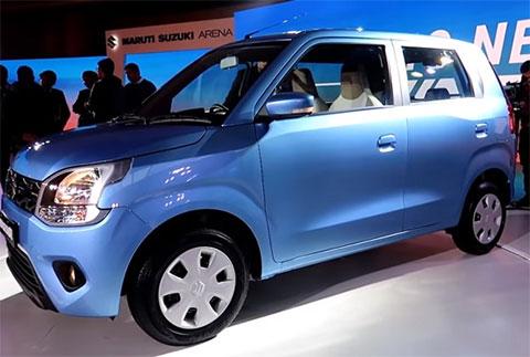 Sốc với ô tô Nhật nhỏ nhỏ xinh xinh giá chỉ 136 triệu đồng - Hình 3
