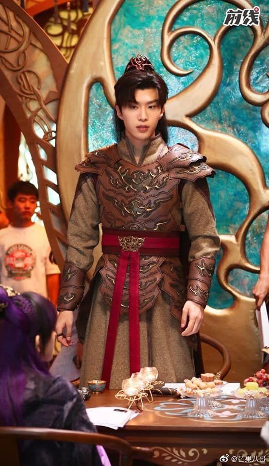 Tạo hình cổ trang mới nhất của Phạm Thừa Thừa trong phim Linh vực được tiết lộ - Hình 5