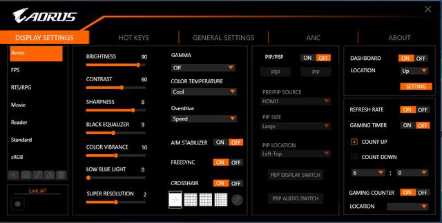 Trải nghiệm màn hình chiến game nhanh nhất thế giới Aorus KD25F - Hình 5