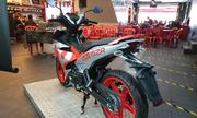 Yamaha Y15ZR Ultraman Limited - phiên bản siêu nhân giá 3.000 USD - Hình 3