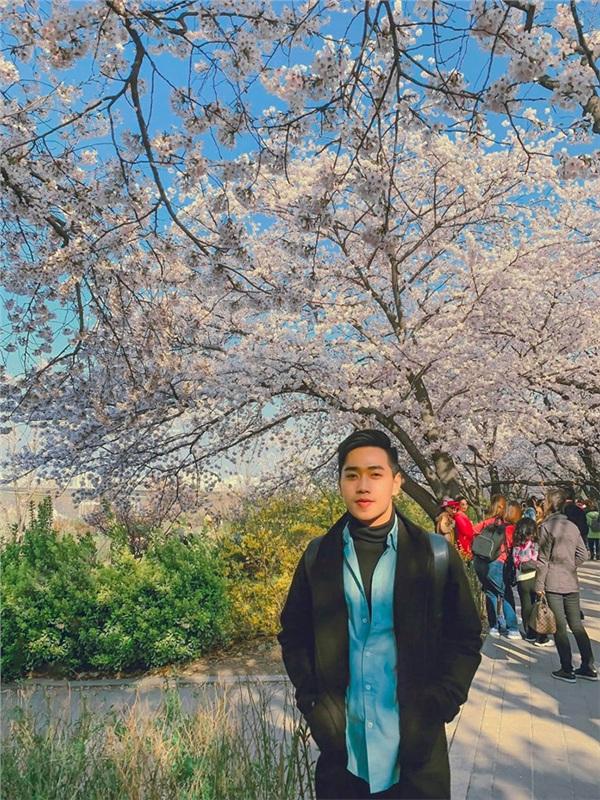 14 triệu đi hết Hàn Quốc, chàng trai Việt hóa nam chính ngôn tình với những shot hình đẹp rụng rời - Hình 2