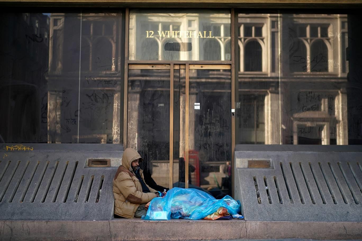 Anh: Số người vô gia cư tại thành phố London tăng cao kỷ lục - Hình 1