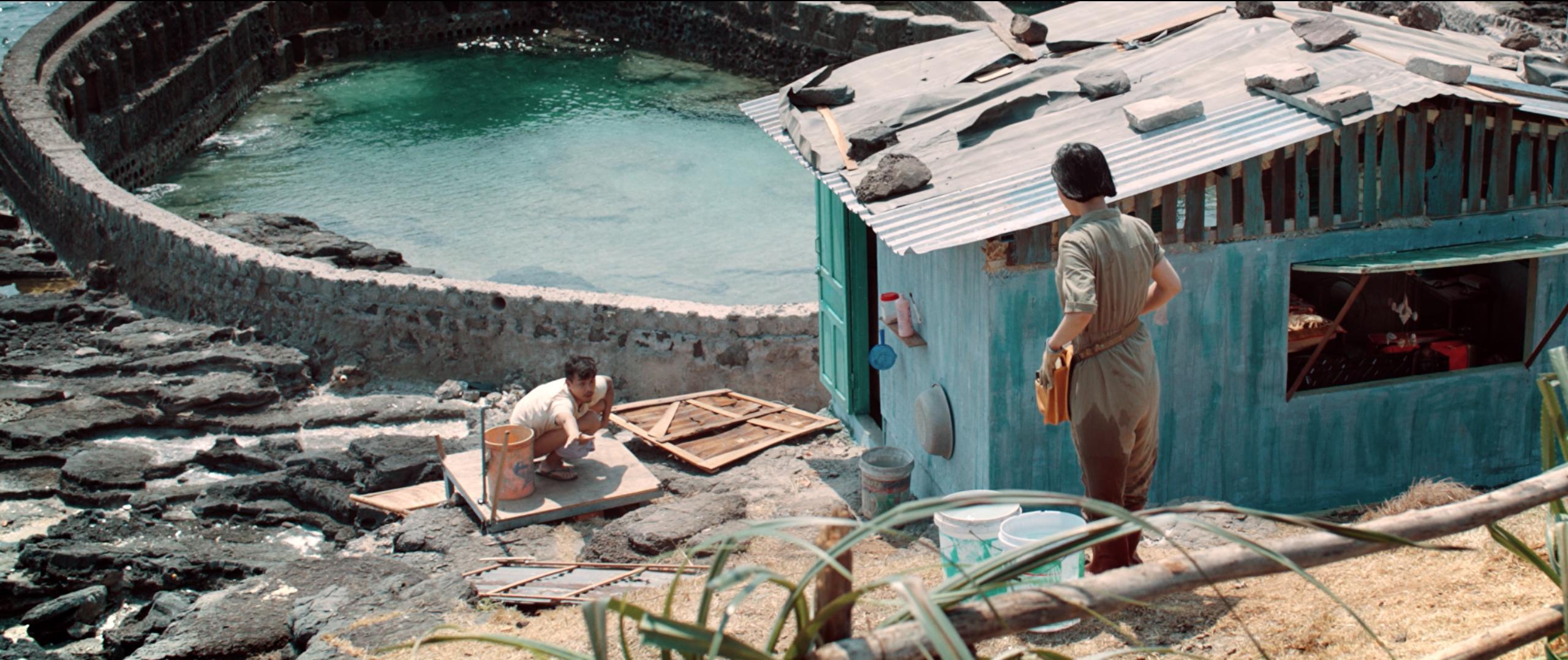 Anh Thầy Ngôi Sao tung trailer hé lộ tình cảnh thảm thương của Huyme khi ra đảo dạy học - Hình 3
