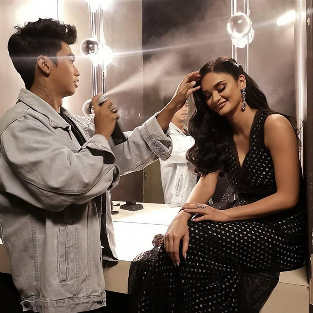 Bản tin Hoa hậu Hoàn vũ 19/6: HHen Niê sáng rực giữa dàn tuyệt sắc giai nhân bất chấp đầu không tóc - Hình 7