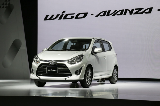 Bảng giá xe Toyota Wigo 2019 lăn bánh - Cuộc chiến với Honda Brio vừa trình làng Việt Nam - Hình 1