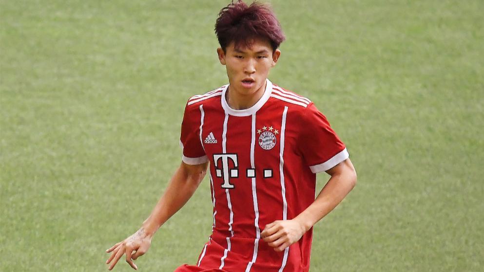 Biến mới tại Allianz Arena, Bayern sắp mất sao trẻ châu Á - Hình 1