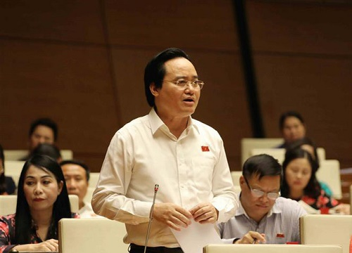 Bộ trưởng Phùng Xuân Nhạ chỉ đạo 7 nội dung quan trọng về Kỳ thi THPT quốc gia 2019 - Hình 1
