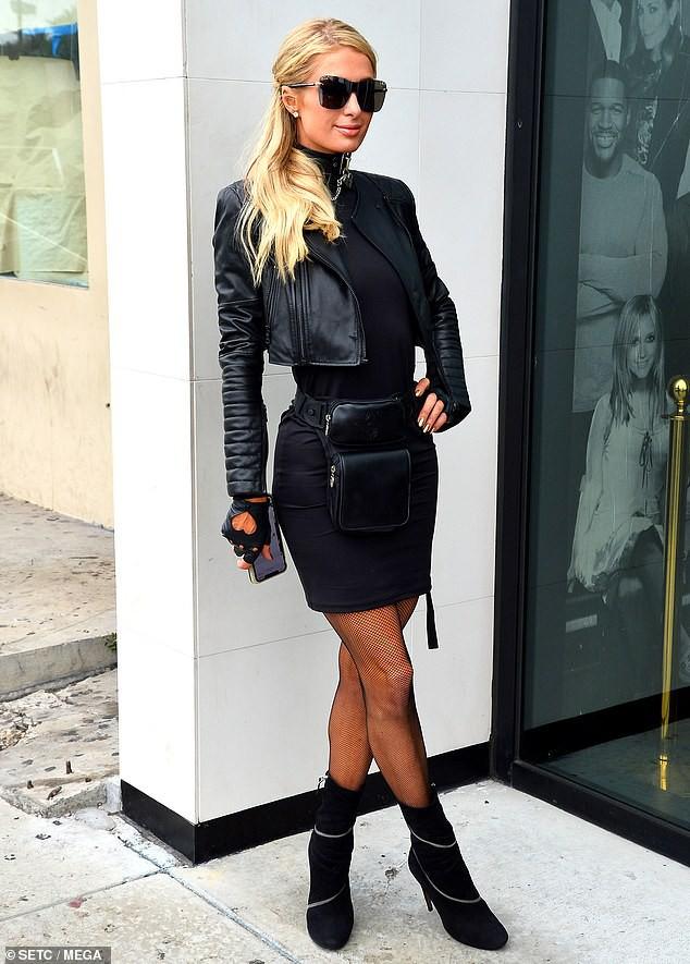 Cô chủ cũ của Kim Paris Hilton chặt đẹp danh tiểu thư hết thời nhờ thần thái, nhưng body mới là tâm điểm - Hình 1