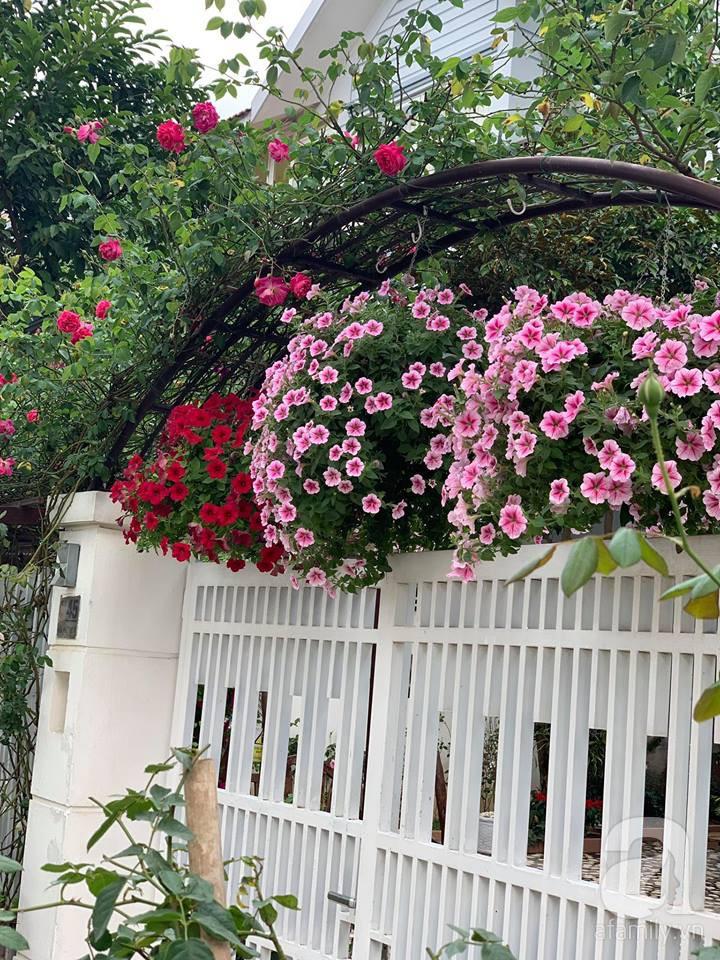 Cuộc sống bình yên của gia đình nhỏ trong ngôi nhà phủ kín hoa hồng ở Hà Nội - Hình 33