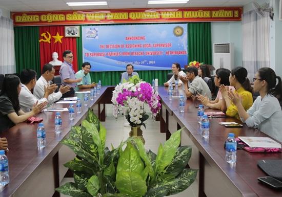 Đại học Kiên Giang hợp tác quốc tế góp phần nâng cao chất lượng giáo dục - Hình 4