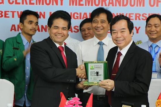 Đại học Kiên Giang hợp tác quốc tế góp phần nâng cao chất lượng giáo dục - Hình 2