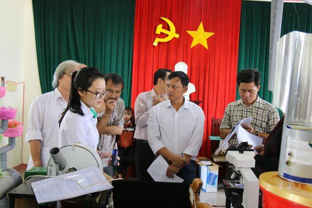 Đắk Nông: Học sinh vùng cao vượt hàng trăm km mang đề tài khoa học đi thi - Hình 4