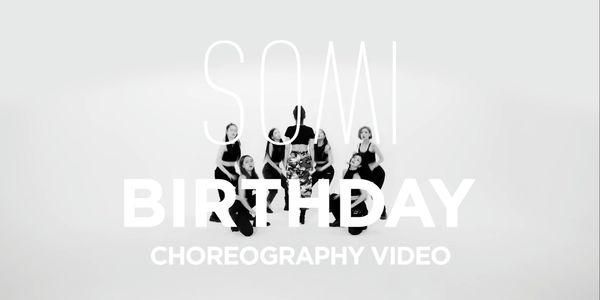 Không còn tiệc tùng linh đình, Jeon Somi vẫn khiến fan phát cuồng với vũ đạo gợi cảm trong phiên bản Choreography của Birthday - Hình 1