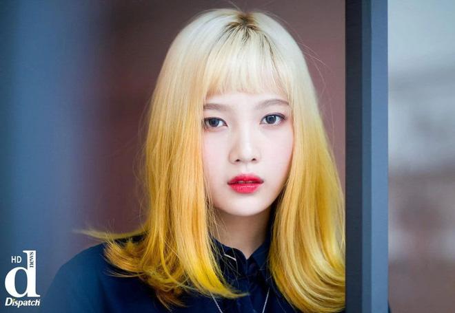 Loạt idol Kpop gây bão nhờ tóc vàng bạch kim: Người vịt hóa thiên nga, lên hẳn top trend, kẻ tuột dốc không phanh - Hình 32