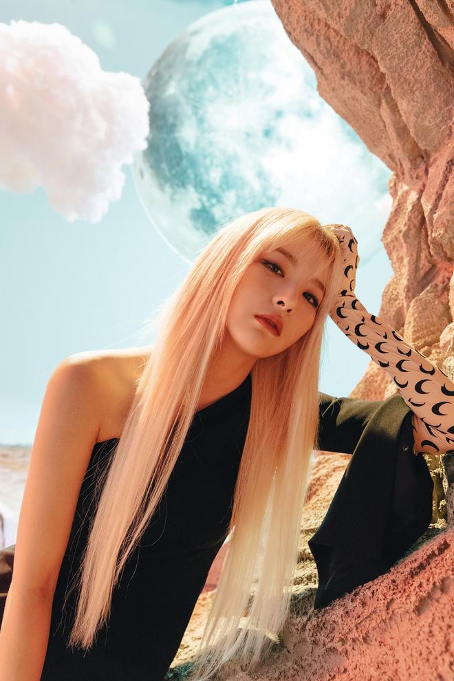 Loạt idol Kpop gây bão nhờ tóc vàng bạch kim: Người vịt hóa thiên nga, lên hẳn top trend, kẻ tuột dốc không phanh - Hình 21