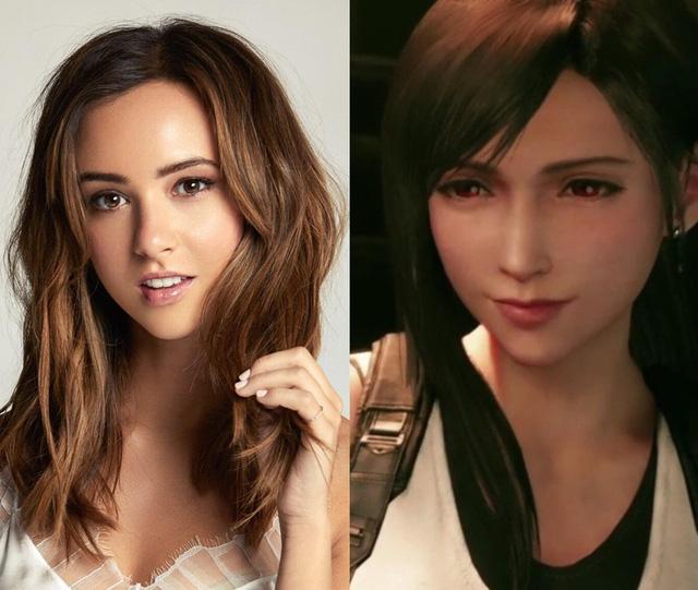 Mất hồn với vẻ xinh đẹp như thiên thần của diễn viên thủ vai Tifa trong Final Fantasy VII Remake - Hình 1