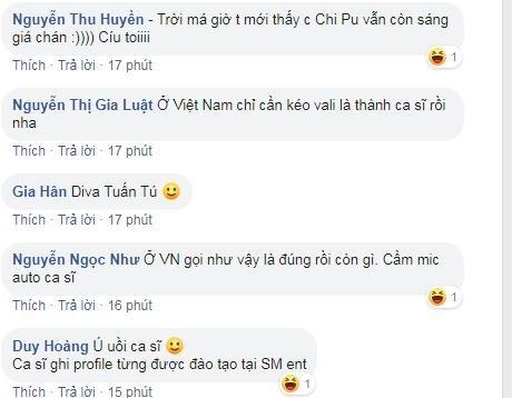 Một chương trình trên sóng truyền hình quốc gia bị 'ném đá' vì gọi Long Hoàng là ca sĩ trên poster quảng bá - Hình 4