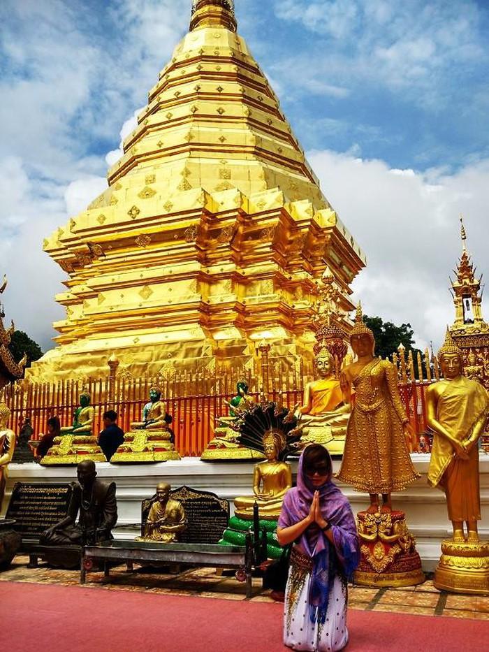 Một ngày ở Chiang Mai, lạc vào xứ sở của những chùa tháp tuyệt đẹp - Hình 2
