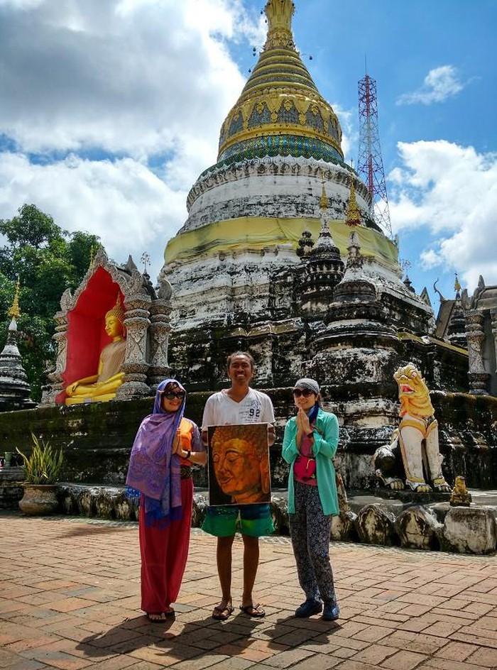 Một ngày ở Chiang Mai, lạc vào xứ sở của những chùa tháp tuyệt đẹp - Hình 6