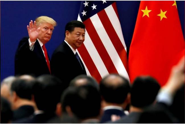 Mỹ-Trung hâm nóng đàm phán thương mại trước cuộc gặp Trump-Tập - Hình 1