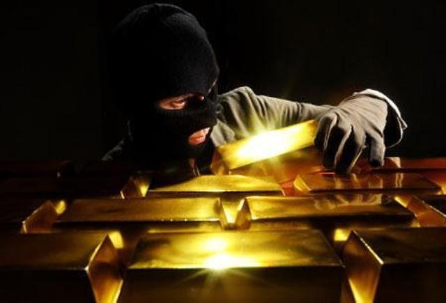 Năm người dơi chuyên trộm cắp tại các tiệm vàng sa lưới - Hình 1